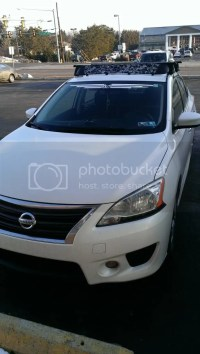 Thule Roof Rack - AllSentra.com - The Nissan Sentra Forum