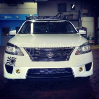 Roof racks for B17 - AllSentra.com - The Nissan Sentra Forum