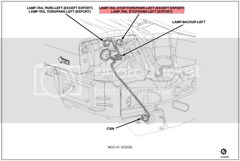 Dodge Avenger Wiring Harness Diagram, Dodge, Free Engine