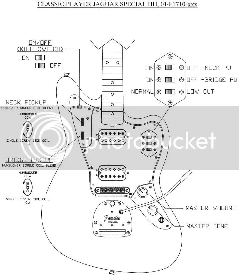 jaguar special hh wiring diagram