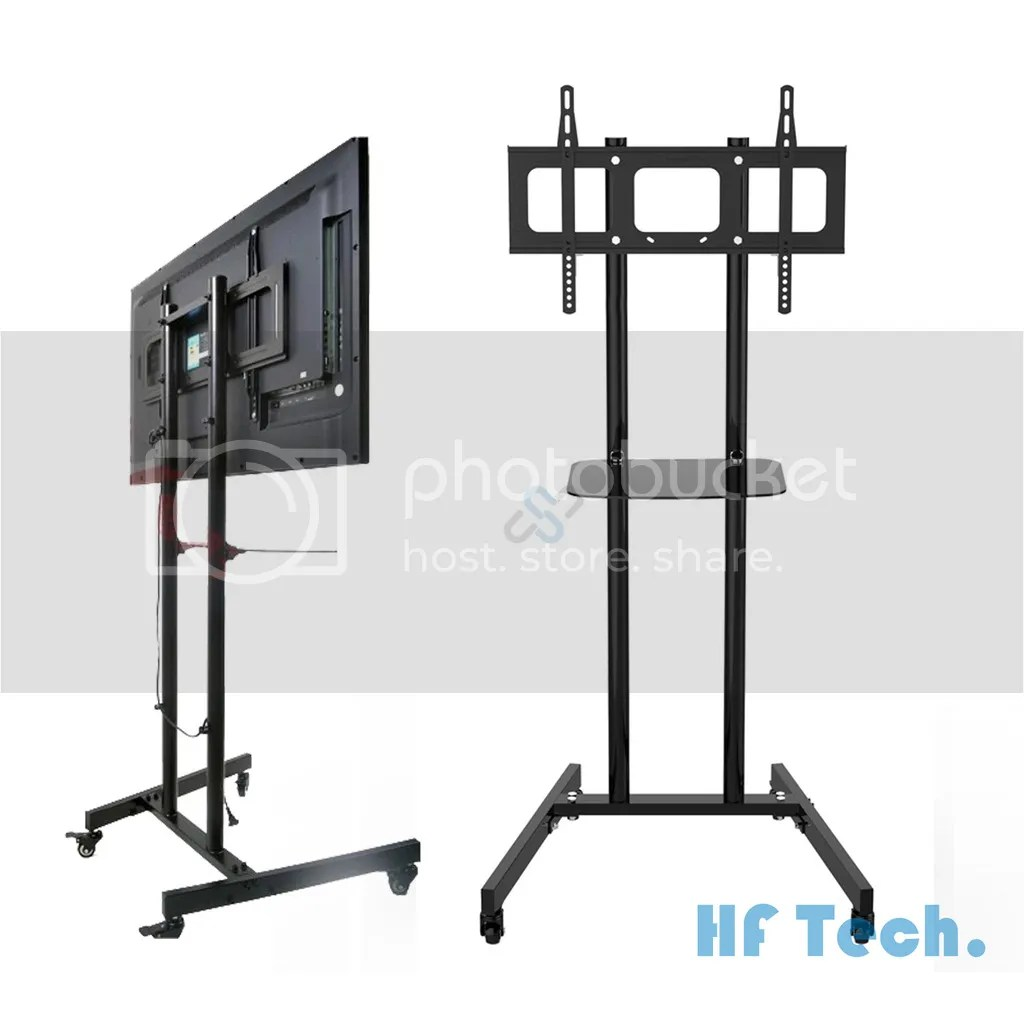 HF ST04 LCD LED Television TV support Stand Base 37 42 45 50 55 60 Inch   eBay