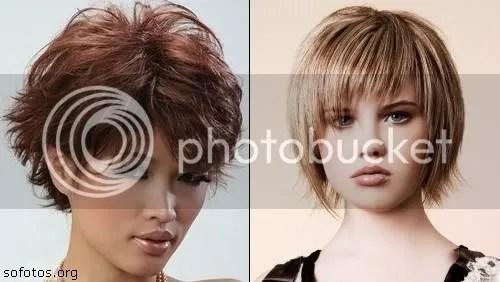corte de cabelos feminino curto