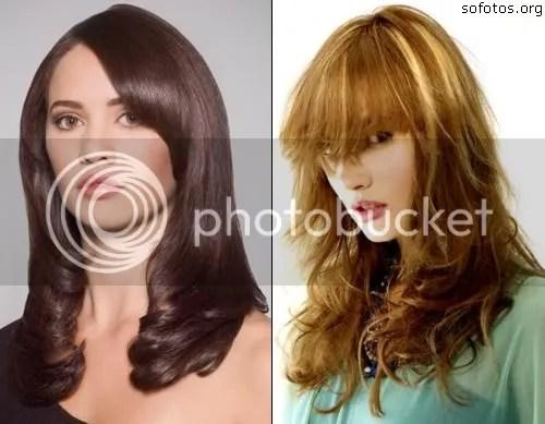cortes de cabelo feminino com tintura marrom