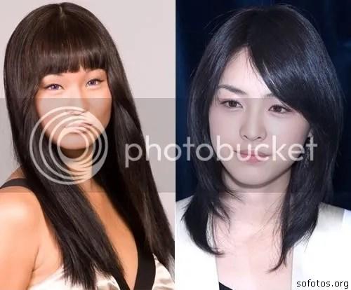 cortes de cabelos japones feminino