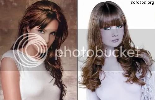 modelos de cabelos femininos longos