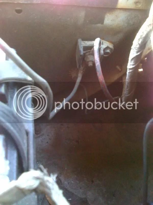 Trunk Mounted Battery Alternator Wiring Hot Rod Forum Hotrodders