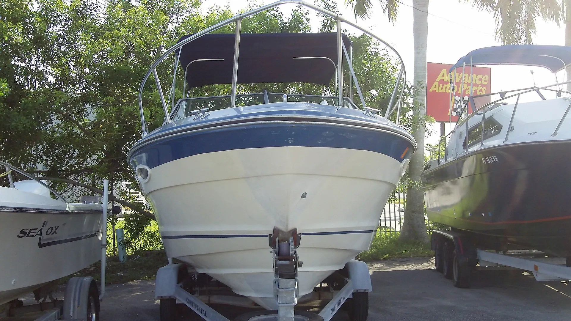 cockpit refrigerator swim platform for sea ray boats