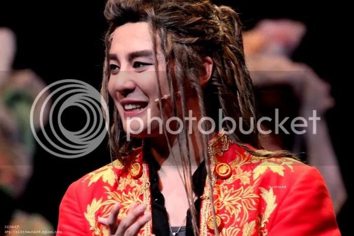 [HD PICS] 110617 Junsu in Xiahzart