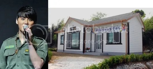 [NEWS] Junsu's Long-Term Donations Bear Fruit for the Fifth Time -- Building Houses of Love