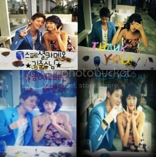 [NEWS] Kim Sunah Takes Proof Photos with Junsu, Declares That She's Now a Fan