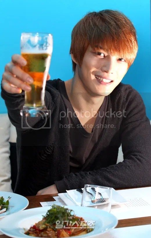 "[Truth in Drink 1] JYJ Kim Jaejoong ""TVXQ, It Was Not a Problem Between the Members"""