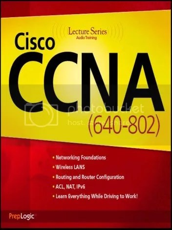 Cisco CCNA 640-802 with instructor Palaestra Training Modules