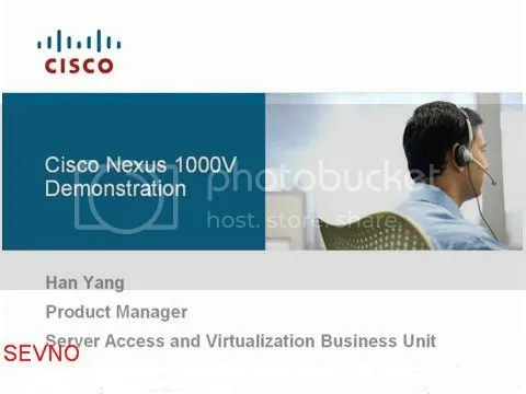 Cisco Nexus 1000V Series Switches Deliver Highly Secure