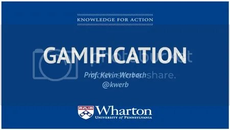 Coursera - Gamification Lectures Training by Kevin Werbach (2013)