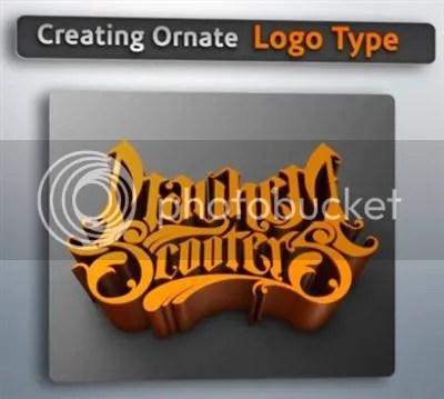 Digital-Tutors - Creating Ornate Logo Type in Illustrator Training