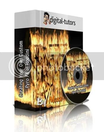 Digital-Tutors - Creating Your Own Custom Pyro FX in Houdini  Digital-Tutors – Creating Your Own Custom Pyro FX in Houdini Digital Tutors   Creating Your Own