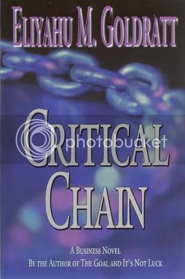 Goldratt - Critical Chain Project Management