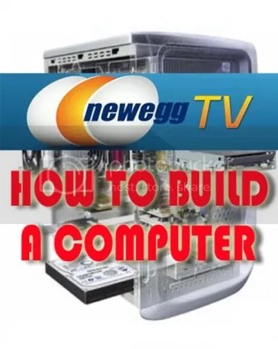 How to Build a Computer Video Tutorial Training