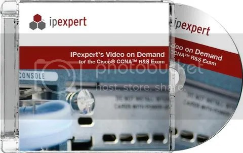 IPExpert - CCNA R&S Video onDemand Course (2013)