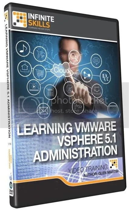 InfiniteSkills - VMware ESXi and vSphere 5.1 Administration Video Training