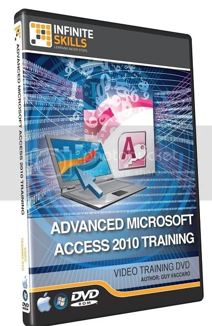InfiniteSkills - Advanced Microsoft Access 2010 Training DVD + Working Files