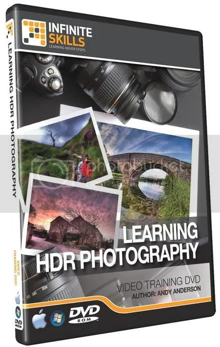 InfiniteSkills - Learning HDR Photography Video Training + Working Files