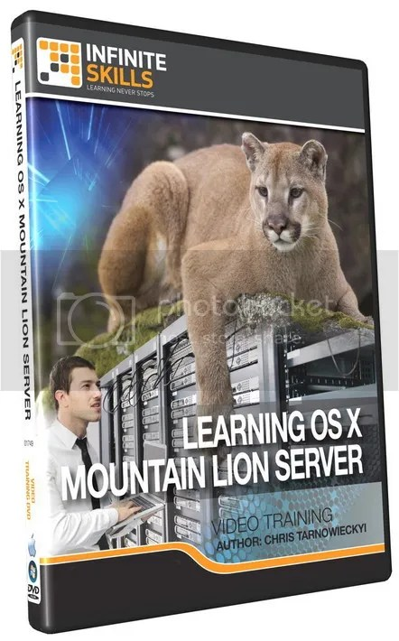 InfiniteSkills - Learning OS X Mountain Lion Server Video Training