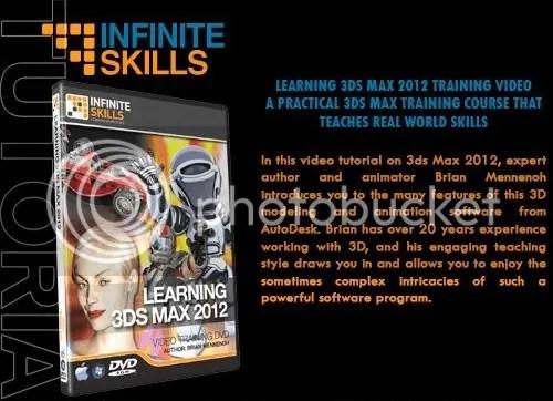 Infiniteskills - 3DS Max 2012 Training + Working Files