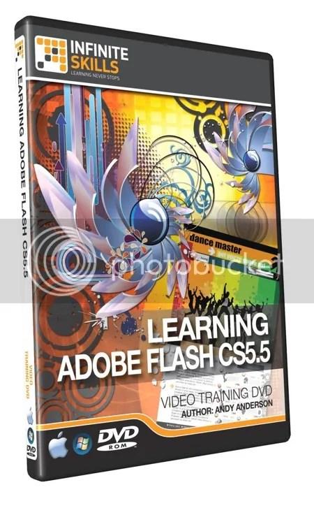 Infiniteskills - Adobe Flash CS5.5 Training + Working Files
