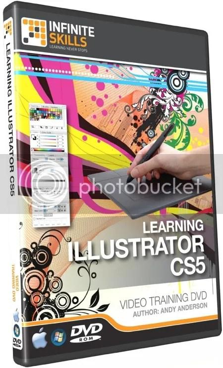 Infiniteskills - Adobe Illustrator CS5 + Working Files
