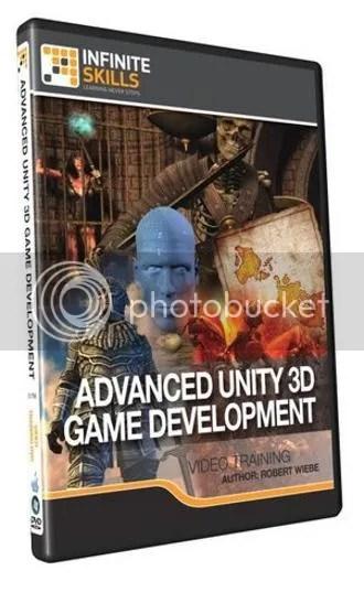 Infiniteskills - Advanced Unity 3D Game Development