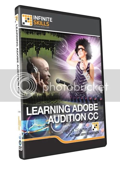 Infiniteskills - Learning Adobe Audition CC Training Video