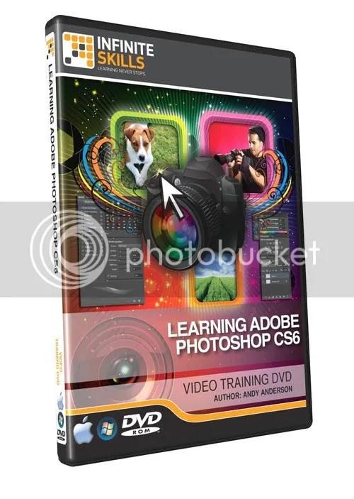 Infiniteskills - Learning Adobe Photoshop CS6 Training Video