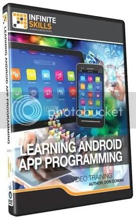 Infiniteskills - Learning Android App Programming + Working Files
