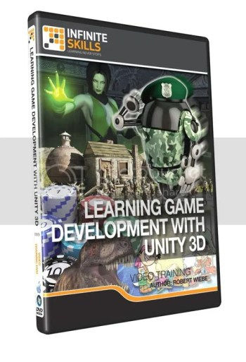 Infiniteskills - Learning Game Development With Unity 3D Training Video + Working Files