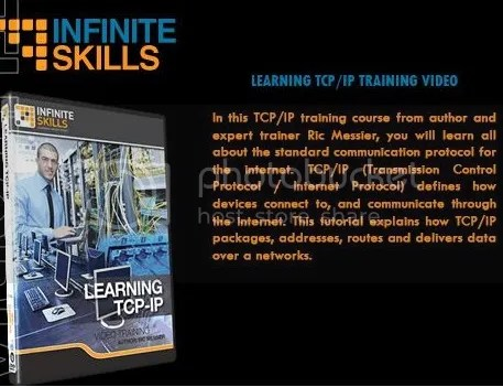 Infiniteskills - Learning TCP/IP + Working Files