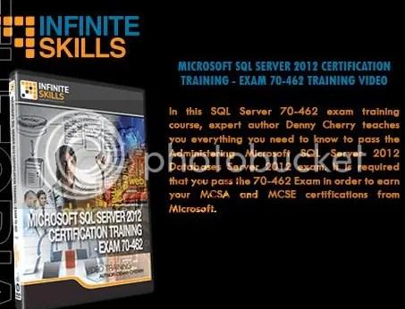 Infiniteskills - Microsoft SQL Server 2012 Certification Training - Exam 70-462 + Working Files
