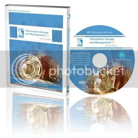Information Storage and Management (ISM) v2 - Video Instructor-Led Training Complete
