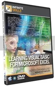 InfiniteSkills - Learning Visual Basic for Microsoft Excel Video Training