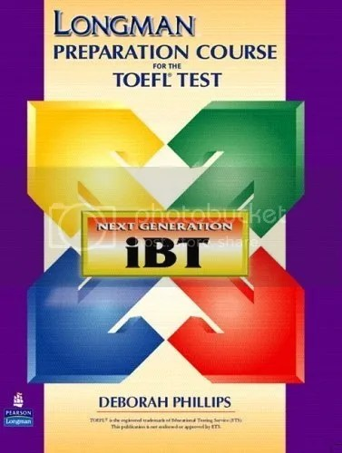 Longman Preparation Course for the TOEFL iBT Test (2nd Edition)