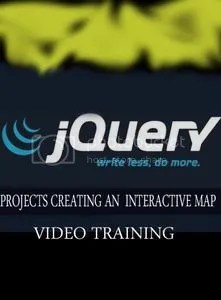 Lynda - jQuery Projects: Create an Interactive Map Video Training
