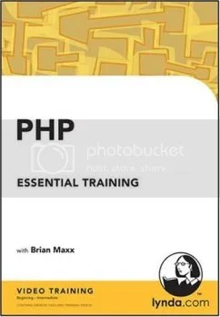 PHP Essential Training with Brian Maxx