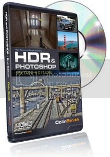 PhotoshopCAFE - HDR and Photoshop 2nd Edittion