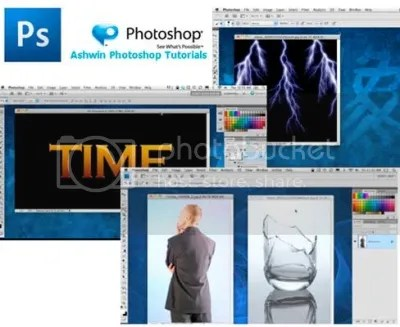 Photoshop Tutorials Training by Ashwin