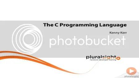 Pluralsight - C Programming Language Fundamentals