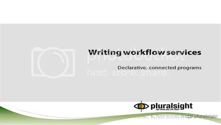 Pluralsight - WF4 Workflow Services Fundamentals Training