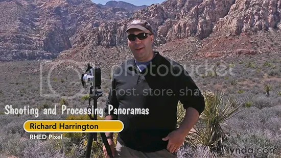Shooting and Processing Panoramas Training