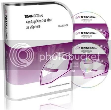 Trainsignal - Best Practices for Running XenApp/XenDesktop on vSphere Training