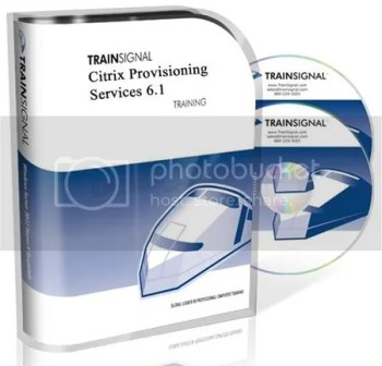 Trainsignal - Citrix Provisioning Services 6.1