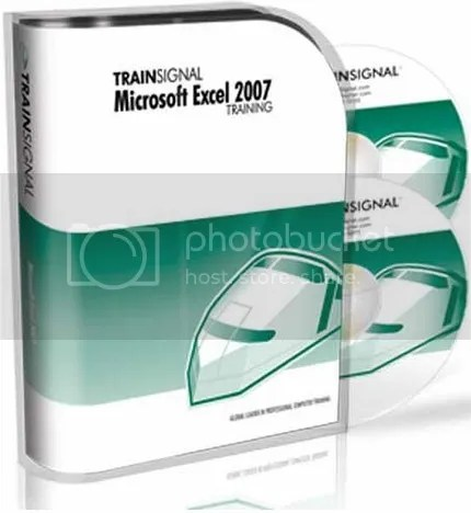 Trainsignal - Microsoft Excel 2007 Training